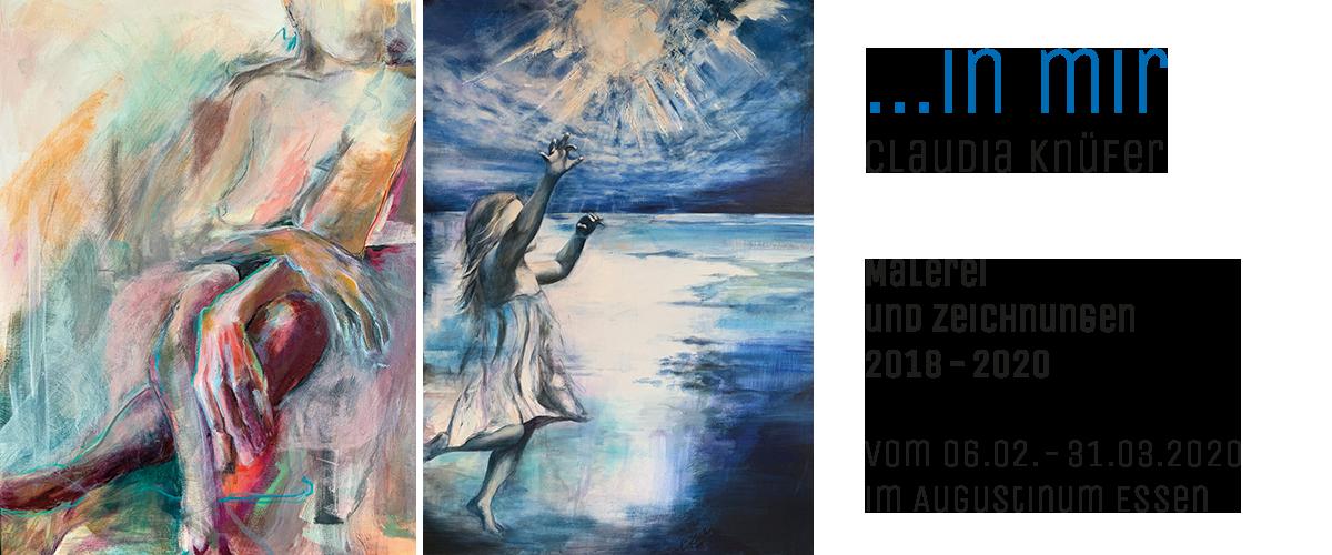 Claudia Knüfer - Ausstellung Februar bis März 2020